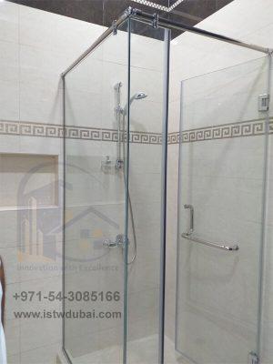 Corner Shower Enclosure in Dubai
