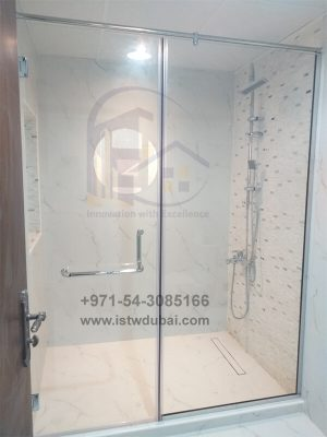 Wall to Wall Shower Enclosure 304