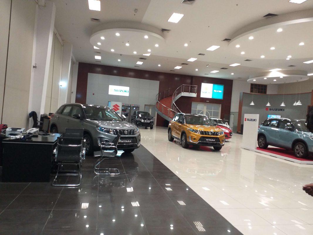 Suzuki Interior Decoration
